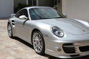 2011 Porsche 911 7400 miles