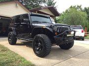 2012 Jeep Wrangler JK Unlimited Rubicon